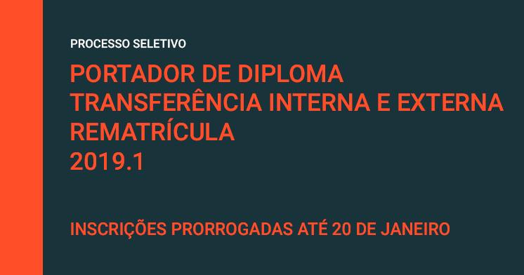 ufrb divulga edital para transferências, portador de diploma eufrb divulga edital para transferências, portador de diploma e rematrícula 2019 1