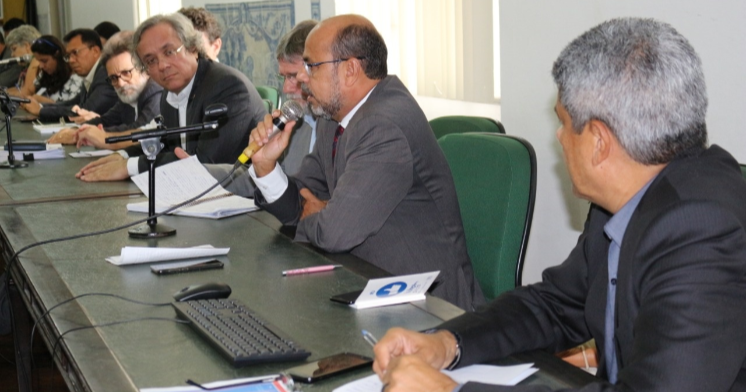 Reitor da UFRB, Silvio Soglia, fala sobre os benefícios da parceria.